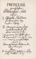 Cover of Mercurii zweyfacher Schlangen-Stab