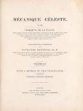 Cover of Mécanique céleste