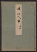 Cover of Minko nisso : [Genji monogatari shushaku] v. 32