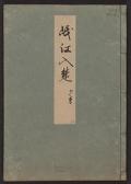 Cover of Minko nisso : [Genji monogatari shushaku] v. 39