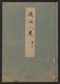 Cover of Minko nisso : [Genji monogatari shushaku] v. 46