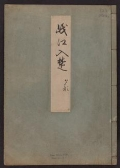Cover of Minko nisso : [Genji monogatari shushaku] v. 4