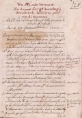 Cover of Un modo breve & facili per far gl'horologii orizontali italiani per via di numeri