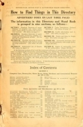Cover of Motor cycle, motor boat & automobile trade directory