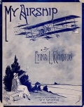 """Cover of """"My airship"""""""