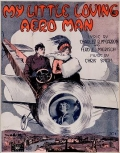 Cover of My little loving aero man