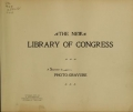 Cover of The New Library of Congress