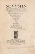 Cover of Nouum Instrumentul, omne