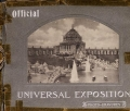 Cover of Official universal exposition photo-gravures