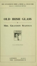 Cover of Old Irish glass