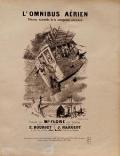 """Cover of """"L'omnibus aérien"""""""