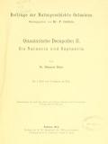 Cover of Ostasiatische decapoden