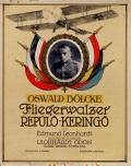 """Cover of """"Oswald Bölcke Fliegerwalzer"""""""