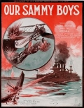 "Cover of ""Our Sammy boys"""