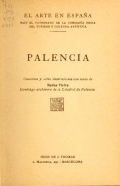 Cover of Palencia