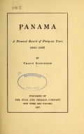 Cover of Panama