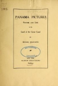Cover of Panama pictures
