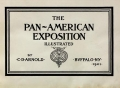 Cover of The Pan-American exposition illustrated
