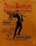 Cover of Pas des aviateurs