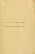 Cover of Picture-writing of the American Indians