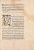 Cover of Plinius Secundus Nouocomensis equestribus militiis industriȩ functus, procurationes quoq[ue] splendidissimas atq[ue] continuas summa integritate admi
