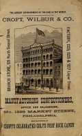 Cover of Pocket guide for the Centennial visitor