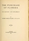 Cover of The purchase of Florida