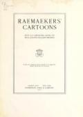 Cover of Raemaekers' Cartoons