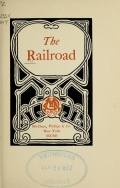 Cover of The railroad