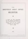 Cover of Register