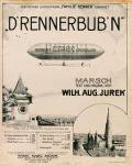 "Cover of """"D'Rennerbub'n"""""