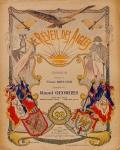 """Cover of """"Le réveil des aigles"""""""