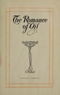 Cover of The romance of oil