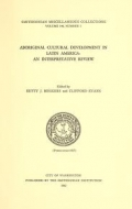 Cover of Smithsonian miscellaneous collections.