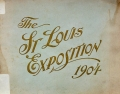 Cover of The St. Louis Exposition, 1904