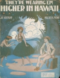 Cover of They're wearing 'em higher in Hawaii