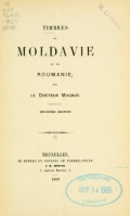Cover of Timbres de Moldavie et de Roumanie