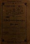 "Cover of ""Timehri"""