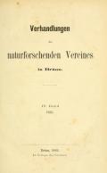 Cover of Versuche über Pflanzen-Hybriden