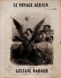 """Cover of """"Le voyage aérien"""""""