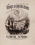 """Cover of """"Voyage au pays des étoiles"""""""