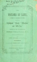 Cover of The Voyage of life