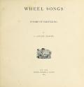 Cover of Wheel songs