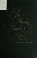 """Cover of """"The Whistler Peacock Room"""""""