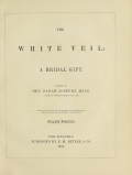 Cover of The white veil