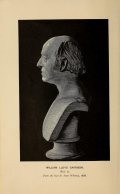 frontispiece with picture of a bust of Garrison from William Lloyd Garrison, 1805-1879; the story of his life told by his children