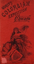 Cover of World's Columbian Exposition, Chicago