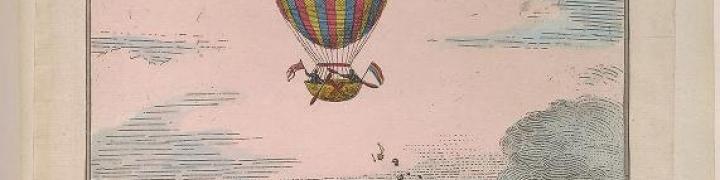 Scrapbook of early aeronautica