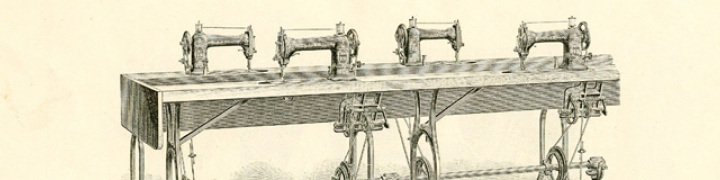 Sewing Machines: Historical Trade Literature in Smithsonian Collections
