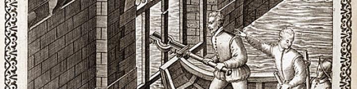 Ramelli's Machines: Original drawings of 16th century machines